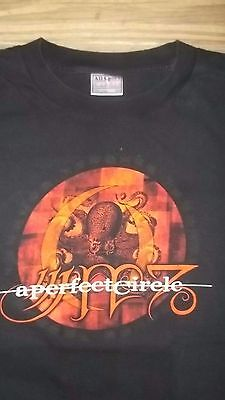 TOOL Maynard A PERFECT CIRCLE Shirt LARGE