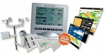 Weather Station Wireless WS3083 With Internet Upload Plus UV Index And Light +