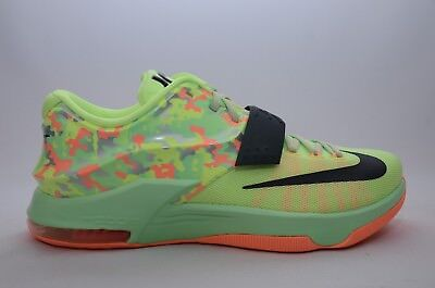 separation shoes 90a05 1762d Nike KD VII Lime Mens Basketball Size 10-11 New in Box 653996 304