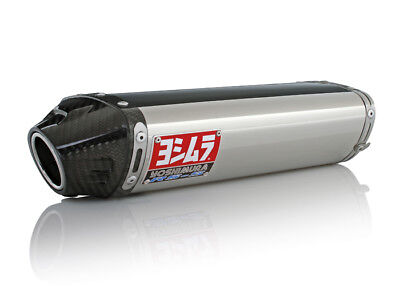 Yoshimura RS-5 Street Stainless/Carbon Slip-On Exhaust 2005-2006 Honda CBR600RR