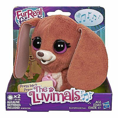 Furreal Friends - The Luvimals Sweet Singin' - Harmony Cool - B6573 - NEW