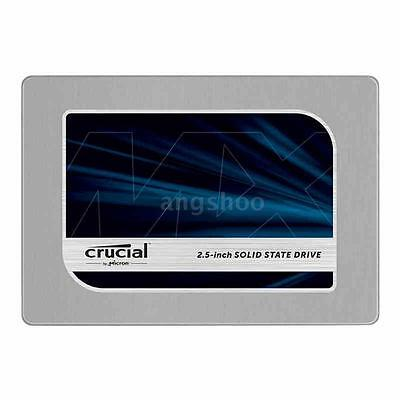 """crucial 250G 2.5"""" SATA 3.0 SSD Solid State Drive Portable CT250MX200SSD1 O2S4"""