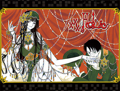 xxxholic clamp group sublimation throw blanket new factory sealed