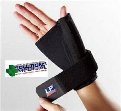 Wrist Thumb Lp Support Fractures Arthritis Ligament Injury Professional