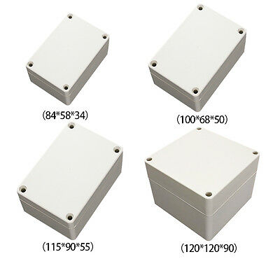 Mutisize Waterproof Enclosure Case Electrical Junction Box Wiring Box Outdoor