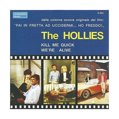 """45, 7"""" - The Hollies - Kill Me Quick - Re, 60s Beat, Mod, Hear!"""