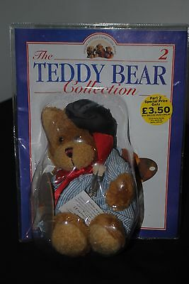 The Teddy Bear Collection - Number 2 Alphonse The Artist