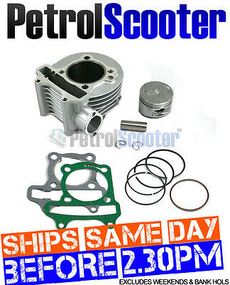 Xingling  Xstream CYLINDER BARREL UPGRADE KIT 125cc-150cc GY6 Chinese Scooter