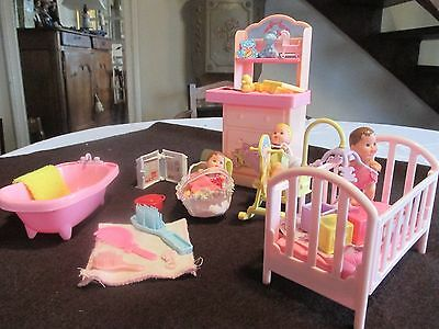 Meuble Maison De Barbie. Awesome La Maison Barbie Mega Bloks With ...