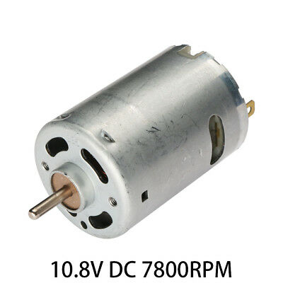DC10.8V 7800RPM Micro Gear Box Motor Speed Reduct Gearbox Eccentric Output Shaft