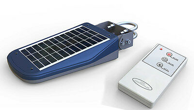 Solar Remote Control All in One 1000 Lumens IP65 Courtyard Street Light