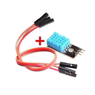 DHT11 Temperature and Relative Humidity Sensor Module for arduino/Raspberry Pi