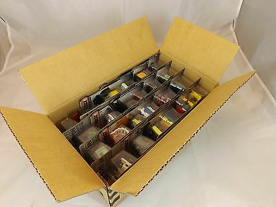 Die cast car collection case 24 individual match box cars  job lot