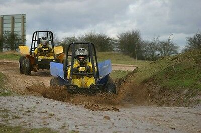 Dirt Buggy Driving Experience Ideal gift voucher (Birthday/ Christmas gift )