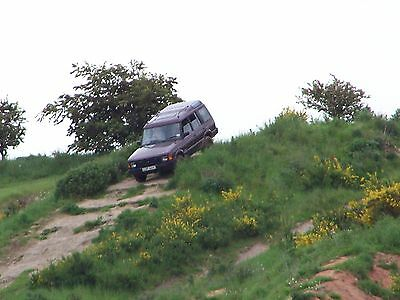 4x4 Off Road 1HR driving experience voucher Aged 15+ (Birthday/ Christmas gift )