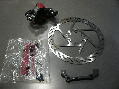 Avid BB5 M Disc Brake Caliper and Rotor 160mm - Front or Back