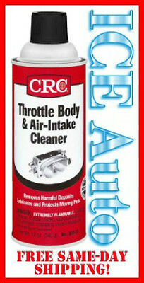 CRC Throttle Body and Air-Intake Cleaner #05078 12oz Can