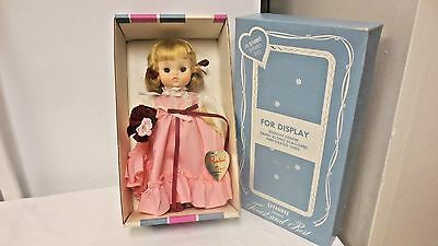 "Older Effanbee 11"" Punkin Doll #1383-Pink Outfit-Box & Hang Tag"