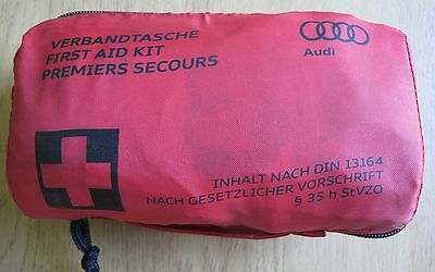 Genuine Audi First Aid Kit TT Q7 A3 S3 RS3