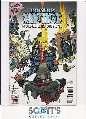 Doctor Strange Sorcerers Supreme  #3  New  (Bagged & Boarded) Freepost