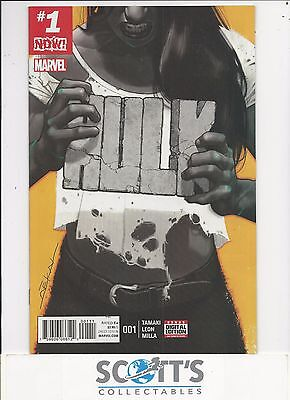 Hulk  #1  New  (Bagged & Boarded) Freepost