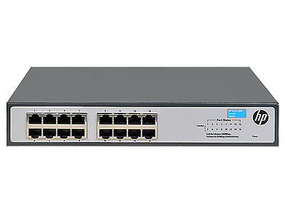 Hpe Switch Ethernet 1420-16G Noup Nopoe Ly2 Rack-1