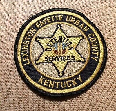 KY Lexington Fayette Urban County Kentucky Detection Services Patch