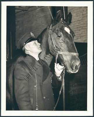 BS PHOTO aeo-225 Baltimore Police Department Mounted Police 1936
