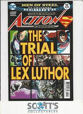 Action Comics  #970  New  (Bagged & Boarded) Freepost
