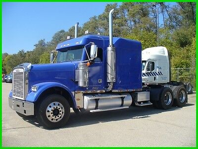 2007 Freightliner FLD120 CLASSIC  Series 60 Detroit 10 speed DOT