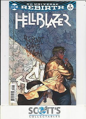 Hellblazer  #5  New  (Variant) Freepost