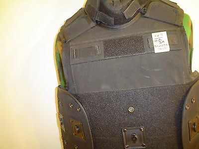 """Male Nij Level 3A  Bullet Proof Vest 42""""chest/tall"""