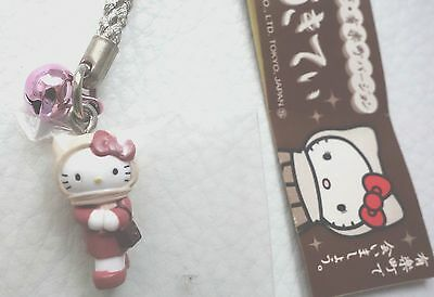 PORTE CLEF HELLO KITTY JAPON collector GINZA chic ! NEUF