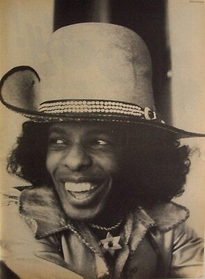 SLY & THE FAMILY STONE 1973 Poster Ad FRESH CONCERT TOUR