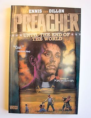 Preacher #[2] - Until the End of the World (1997, DC)