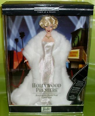 Hollywood Premiere Movie Star Barbie -Collector Edition- Marilyn Monroe - NRFB!