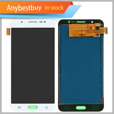 White LCD Display Screen Touch Digitizer For Samsung Galaxy J7 Neo J701F J701M