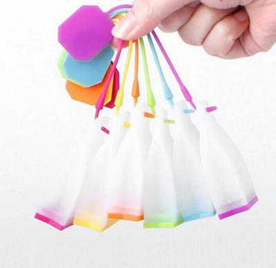 Silicone Random Color​ Herbal Tea Tea Leaf Infuser Spice Envelope 1 Pcs Loose