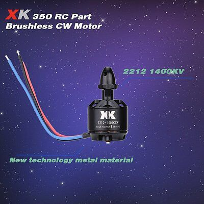 XK X350-006 2212 1400KV Brushless CW Motor for XK X350 RC Quadcopter