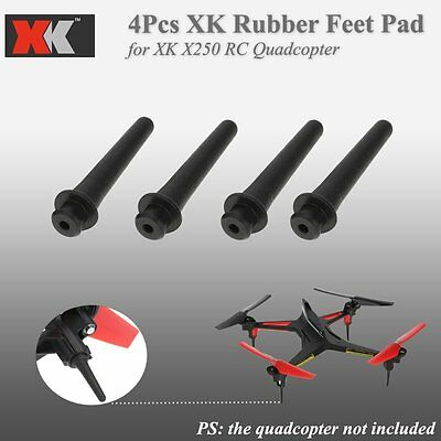 4Pcs XK X250-015 Rubber Feet Pad for XK X250 RC Quadcopter