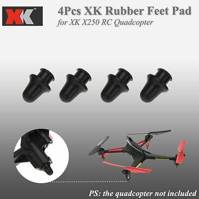4Pcs XK X250-014 Rubber Feet Pad for XK X250 RC Quadcopter
