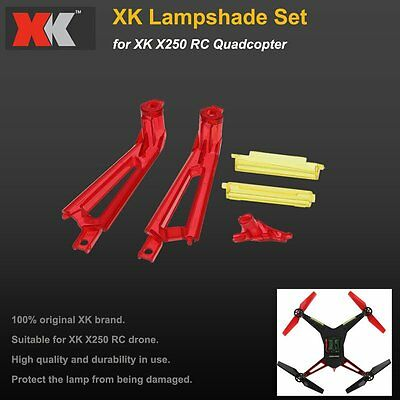 XK X250-013 Lamp shade Set for XK X250 RC Quadcopter