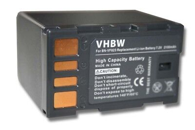 ORIGINALE VHBW BATTERIA ® con data-chip per JVC bn-vf815 bn-vf815u