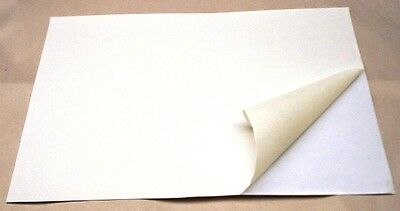 25 Double Sided Adhesive 'JAC Style' Paper - A4 Sheet