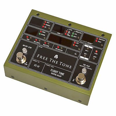 Free The Tone Flight Time FT-1Y Brand New Full Warranty