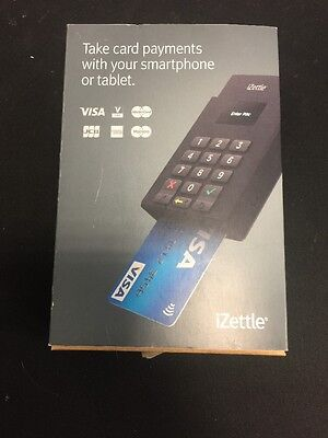 IZettle Chip And Pin Card Reader For iPhone Or Android
