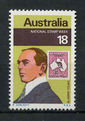 Australia 1975 SG#633 National Stamp Week MNH #A76601