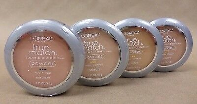 LOreal True Match Super Blendable Powder *Choose Your Shade* New Exp 02/18+