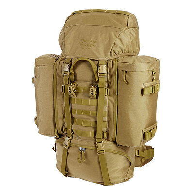 Berghaus Crusader 90 + 20 MMPS Military Rucksack Backpack Bergen Bag Pack Coyote