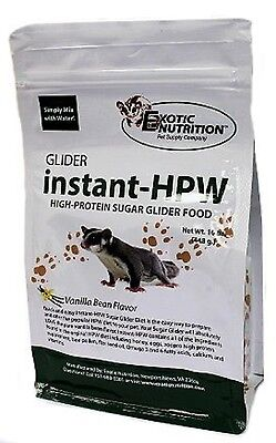 Exotic Nutrition - Instant HPW 8, 16, 32 oz for sugar gliders